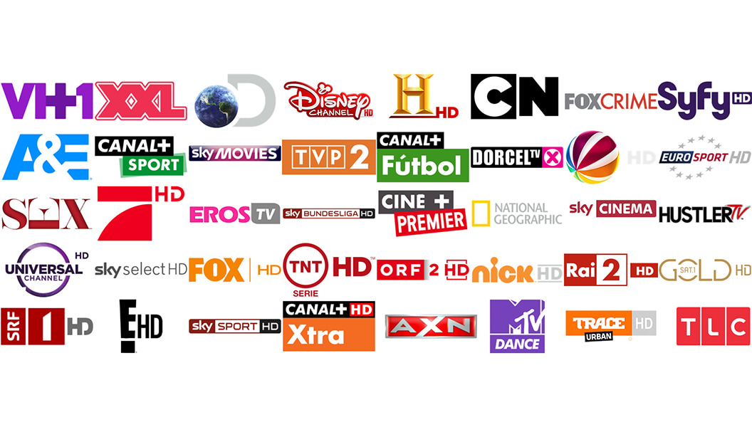 Unlock all Pay TV channels